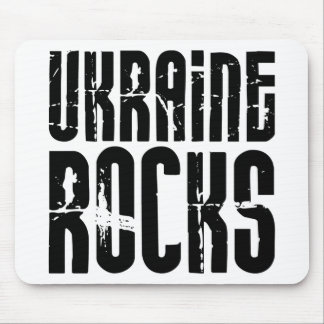 Ukraine Rocks Mousepads