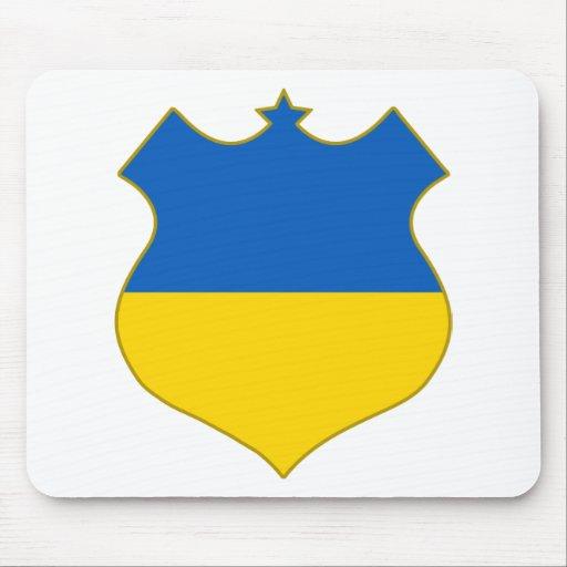 Ukraine-shield.png Mouse Pad