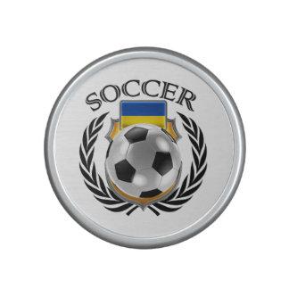 Ukraine Soccer 2016 Fan Gear Bluetooth Speaker