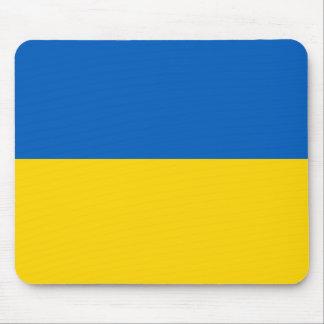 UKRAINE Ukrainian Flag Mouse Pad