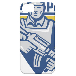 Ukrainian Army Junta Power Case For The iPhone 5