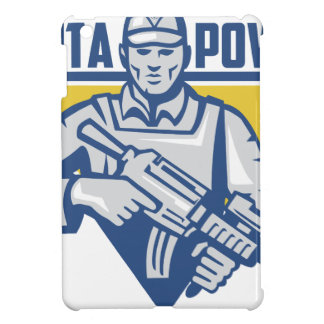 Ukrainian Army Junta Power iPad Mini Cover