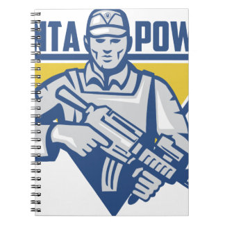 Ukrainian Army Junta Power Notebook