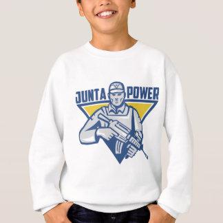 Ukrainian Army Junta Power Sweatshirt