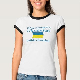 Ukrainian Builds Character Tees