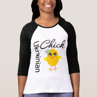 Ukrainian Chick T Shirts