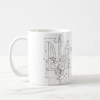 Ukrainian Coffee Mug