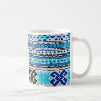 Ukrainian Folk Design Coffee Mug