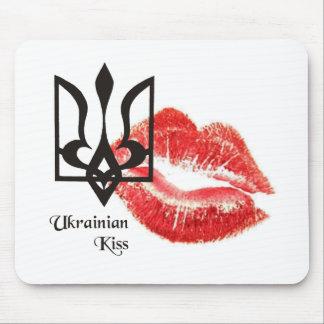 Ukrainian Kiss ~ Mousepad