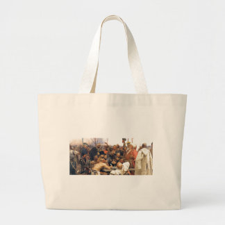 Ukrainian Kozaky-Cossacks Giant Tote Bag