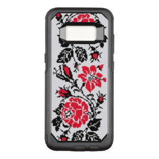 Ukrainian Rose Embroidery Otterbox Tough Case