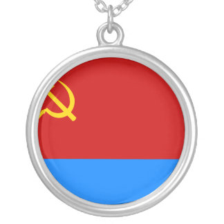 Ukrainian Ssr, Ukraine Silver Plated Necklace