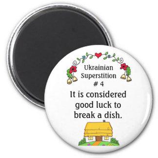 Ukrainian Superstitions Magnet