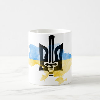 Ukrainian Tryzub Mug
