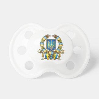 Ukrainian Tryzub Pacifier
