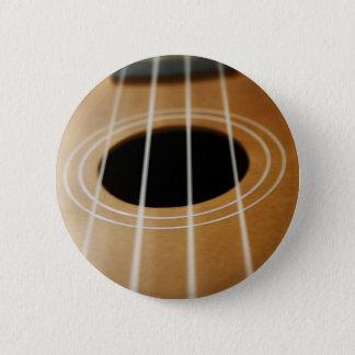 Ukulele 2 Inch Round Button