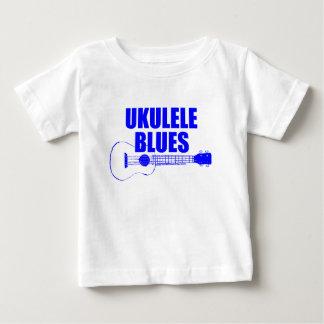 Ukulele Blues Baby T-Shirt