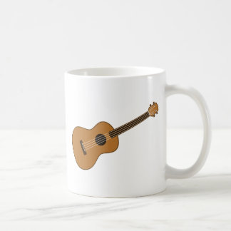 Ukulele Coffee Mug