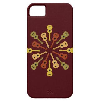 Ukulele custom iPhone case-mate