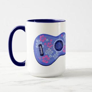 Ukulele custom name mugs