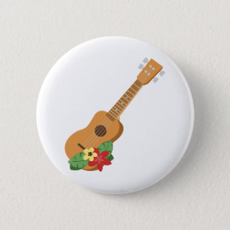 Ukulele Guitar 2 Inch Round Button