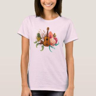 Ukulele Land & Sea T-Shirt