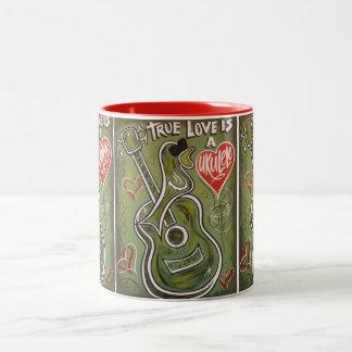 Ukulele Love Mug