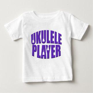 Ukulele Player Baby T-Shirt