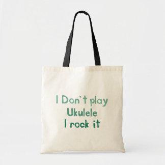 Ukulele Rock It Totebag Tote Bag