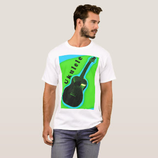 Ukulele shirt Design 3: Show your love of the Uke!