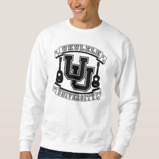 Ukulele University black Sweatshirt