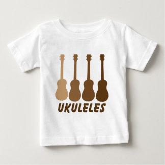 ukuleles baby T-Shirt
