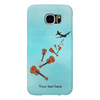 Ukuleles being dropped from a plane samsung galaxy s6 cases