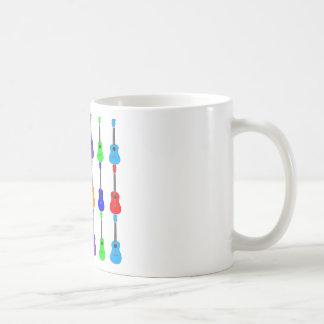 Ukuleles Coffee Mug
