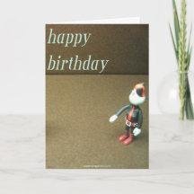 Ulamonge Designs   Birthday Card
