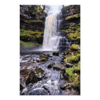 Uldale Force, Cumbria - Waterfall print