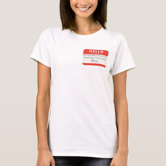 Ulla from the producers full name T-Shirt