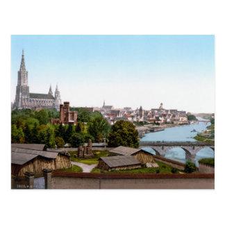 Ulm Postcard