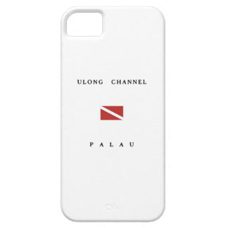 Ulong Channel Palau Scuba Dive Flag iPhone 5 Covers