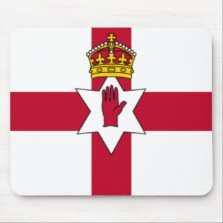 Ulster (Northern Ireland) Mousepad
