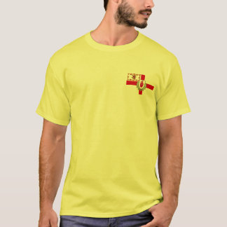 Ulster-Scots / Scots-Irish flag T-Shirt