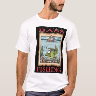 ULTIMATE BASS FISHING Tee