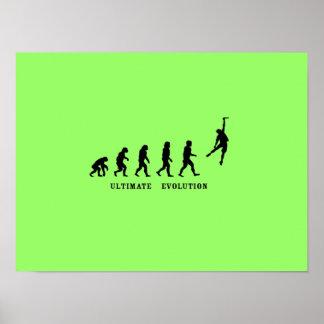 Ultimate evolution poster