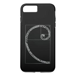 Ultimate Fibonacci Day Moment iPhone 8 Plus/7 Plus Case