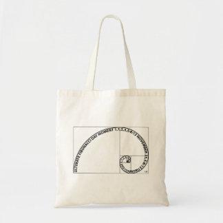 Ultimate Fibonacci Day Moment Tote Bag