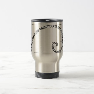 Ultimate Fibonacci Day Moment Travel Mug