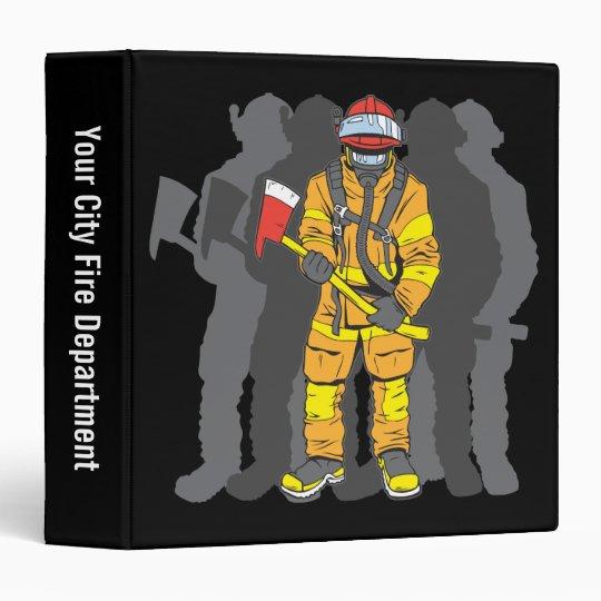 Ultimate Firefighter Binder