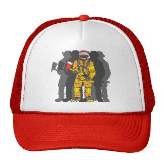 Ultimate Firefighter Trucker Hat