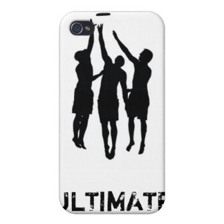 Ultimate Frisbee Case iPhone 4 Cases