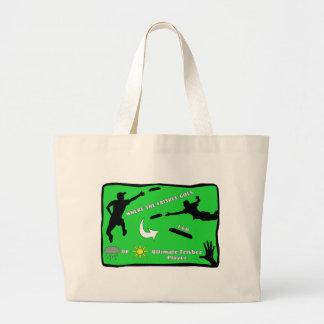 Ultimate Frisbee Rain or Shine Tote Bag